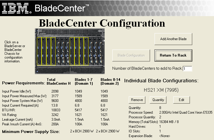 Planning A Vmware Esx Deployment On Ibm Bladecenter H