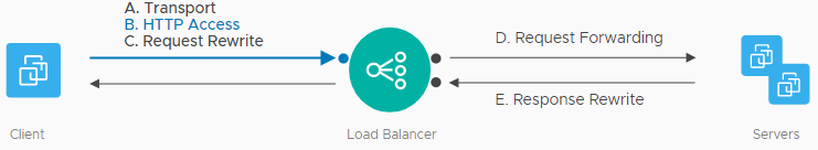 Protecting Cloud Director with NSX-T Load Balancer L7 HTTPPolicies